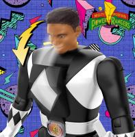 Wholesalers of Power Rangers  Retro Morph Black Ranger toys image 4