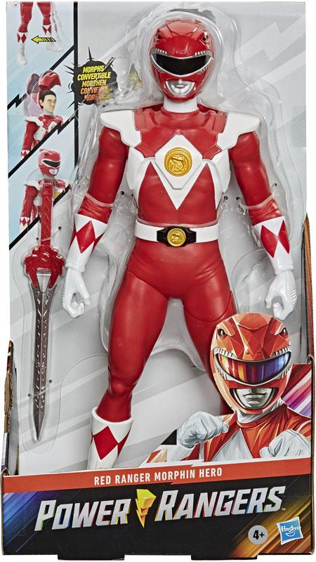 Wholesalers of Power Rangers 12in Mmpr Red Ranger Morphin Figure toys