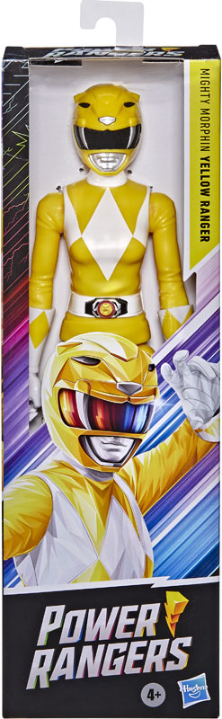 Wholesalers of Power Rangers 12in Mmpr Yellow Ranger toys