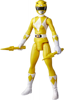 Wholesalers of Power Rangers 12in Mmpr Yellow Ranger toys image 2