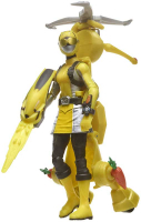 Wholesalers of Power Rangers 6in Bmr Ylw Ranger Jax Bb Pack toys image 3