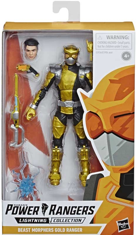 Wholesalers of Power Rangers Beast Mophers Gold Ranger toys
