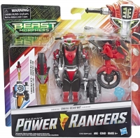 Wholesalers of Power Rangers Beast Morphers Cruise Red Beastbot toys image