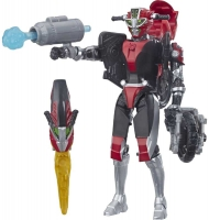 Wholesalers of Power Rangers Beast Morphers Cruise Red Beastbot toys image 2