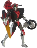 Wholesalers of Power Rangers Beast Morphers Cruise Red Beastbot toys image 3