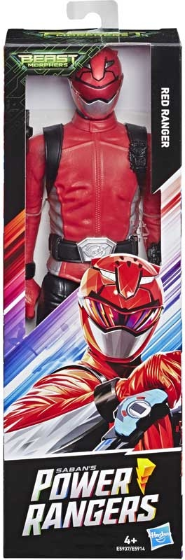 Wholesalers of Power Rangers Beast Morphers Red Ranger 12 In toys