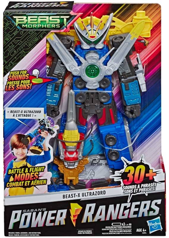 Wholesalers of Power Rangers Beast Morphers Ultrazord toys