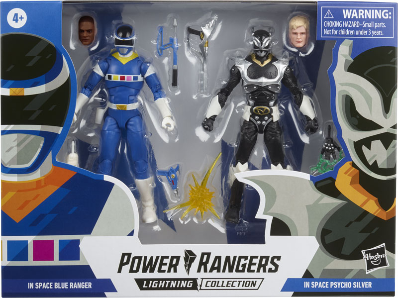 Wholesalers of Power Rangers Blt 6in Btl Pk Blm Earth Slvr Photon toys