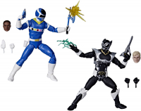 Wholesalers of Power Rangers Blt 6in Btl Pk Blm Earth Slvr Photon toys image 2