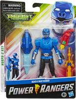 Wholesalers of Power Rangers Blue Ranger Beast X Mode toys image