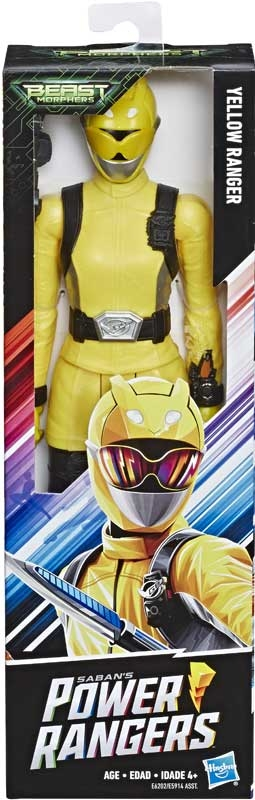 Wholesalers of Power Rangers Bm Yellow Ranger toys
