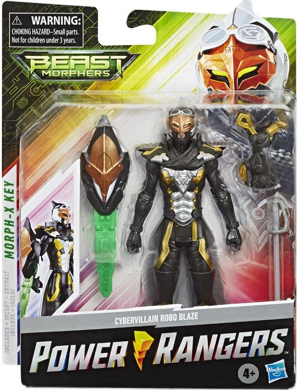 Wholesalers of Power Rangers Cybervillain Gold Blaze toys