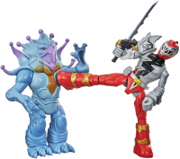 Wholesalers of Power Rangers Dino Fury Battle Attackers Red Ranger toys image 2