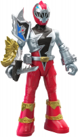 Wholesalers of Power Rangers Dino Fury Battle Attackers Red Ranger toys image 3