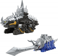 Wholesalers of Power Rangers Dnf Blue And Black Zords toys image 2