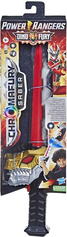 Wholesalers of Power Rangers Dnf Chromafury Saber toys