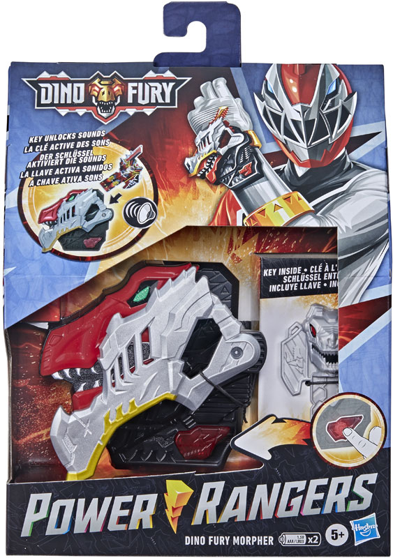 Wholesalers of Power Rangers Dnf Morpher toys