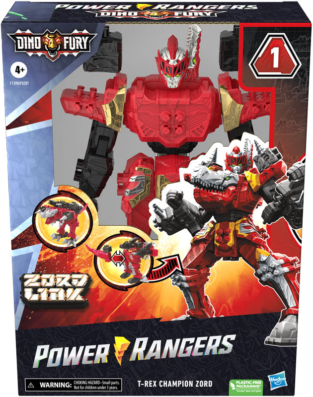 Wholesalers of Power Rangers Dnf Red Comb Zord toys