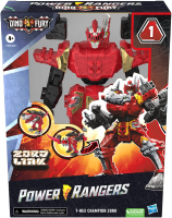 Wholesalers of Power Rangers Dnf Red Comb Zord toys Tmb