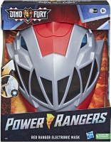 Wholesalers of Power Rangers Dnf Red Ranger Electronic Mask toys image