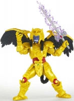 Wholesalers of Power Rangers Lc 6in Mmpr Goldar Figure toys image 3