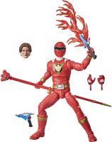 Wholesalers of Power Rangers Lc Dt Red Ranger toys image 2