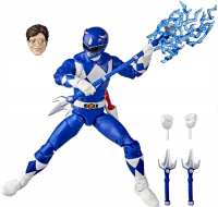 Wholesalers of Power Rangers Lc Mmpr Blue Ranger 6in Figure toys image 2
