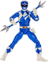Wholesalers of Power Rangers Lc Mmpr Blue Ranger 6in Figure toys image 4