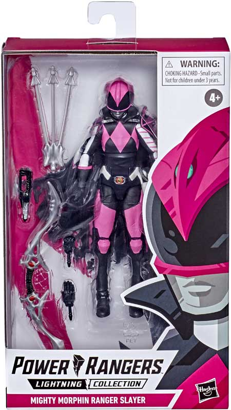 Wholesalers of Power Rangers Lc Mmpr Ranger Slayer 6in Figure toys