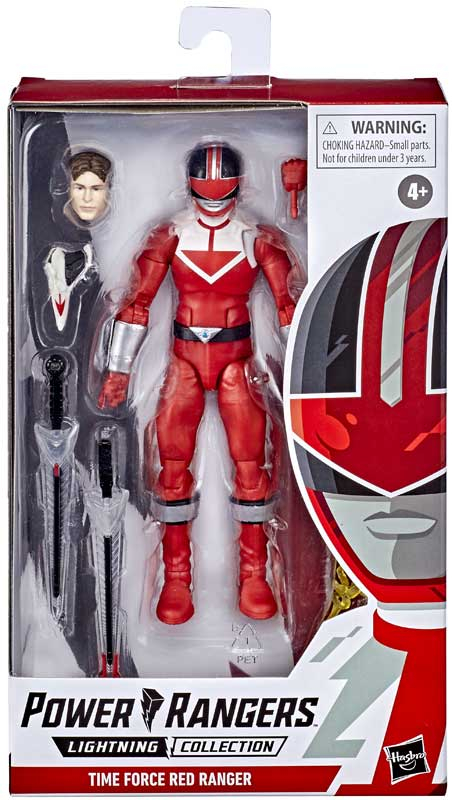Wholesalers of Power Rangers Lc Tf Red Ranger 6in Figure toys