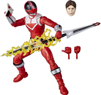 Wholesalers of Power Rangers Lc Tf Red Ranger 6in Figure toys image 2
