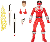 Wholesalers of Power Rangers Lc Tf Red Ranger 6in Figure toys image 3