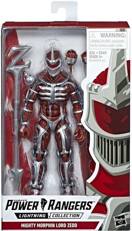 Wholesalers of Power Rangers Lord Zedd toys