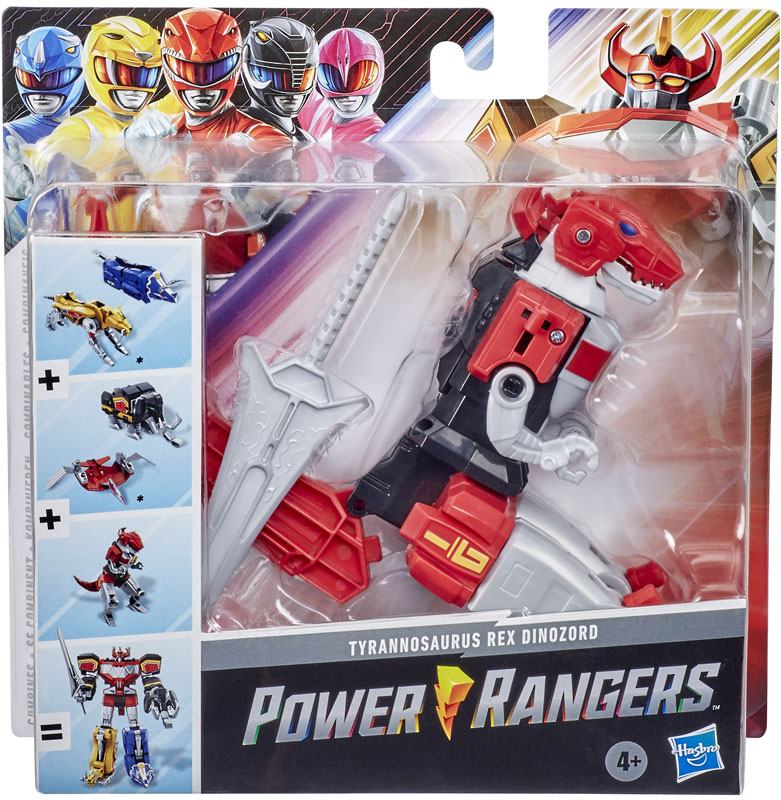 Wholesalers of Power Rangers Mmpr Tyrannosaurus Rex Dinozord toys
