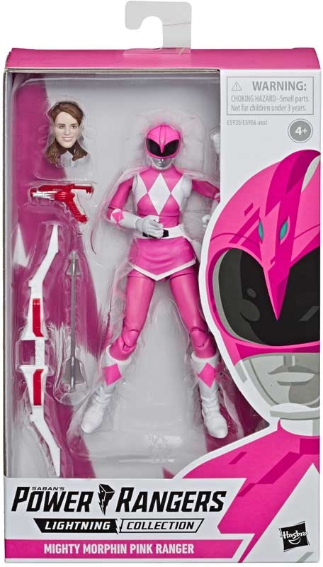 Wholesalers of Power Rangers Mighty Morphin Pink Ranger toys