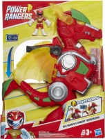 Wholesalers of Power Rangers Psh Ls Feature Zord toys image