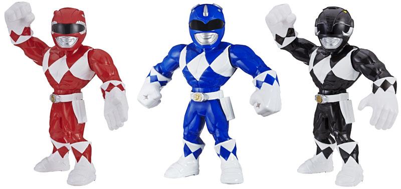 Wholesalers of Power Rangers Psh Mega Mighties 3pk toys