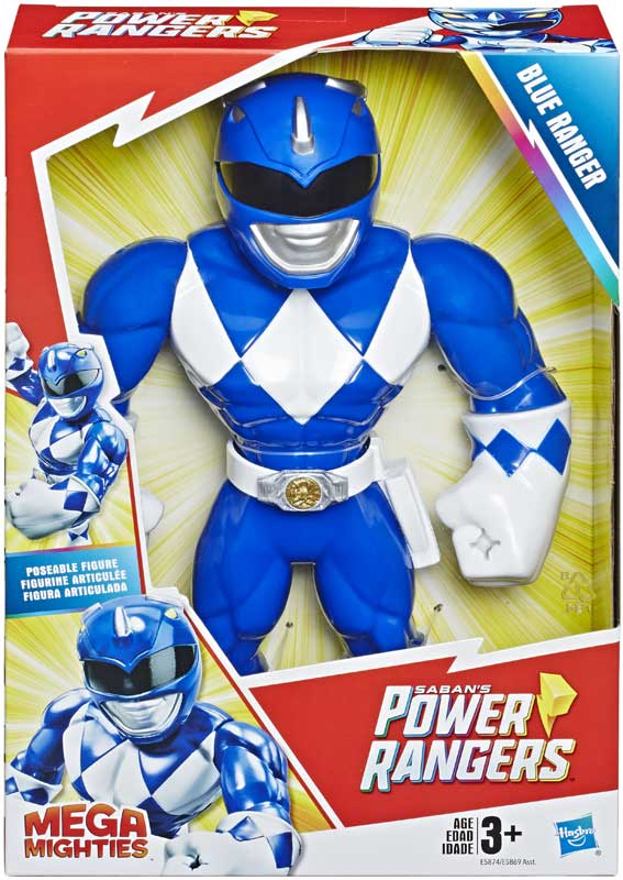 Wholesalers of Power Rangers Psh Mm Blue Ranger toys