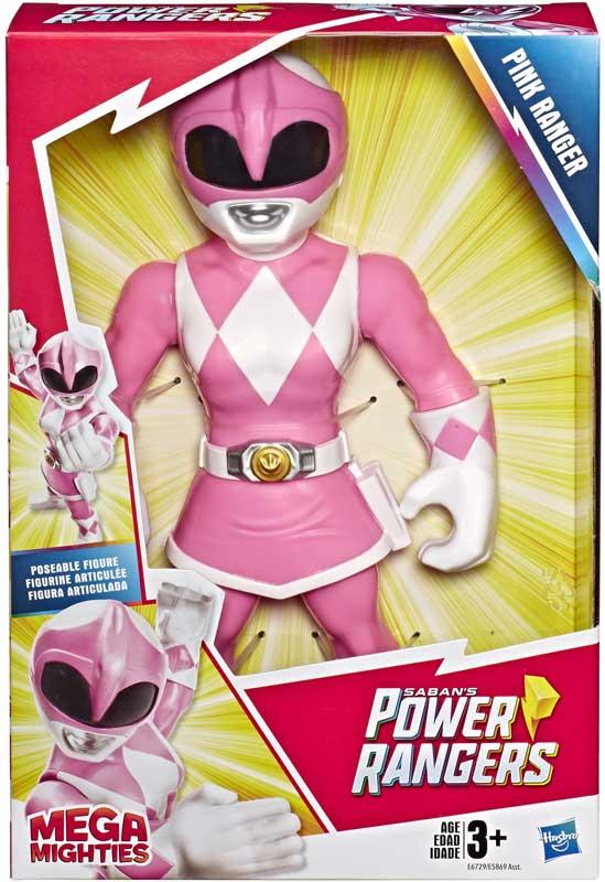 Wholesalers of Power Rangers Mega Pink Ranger toys