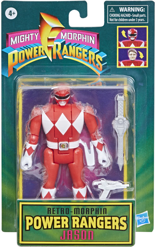 Wholesalers of Power Rangers Retro Morph Red Ranger toys