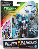 Wholesalers of Power Rangers Silver Ranger toys image
