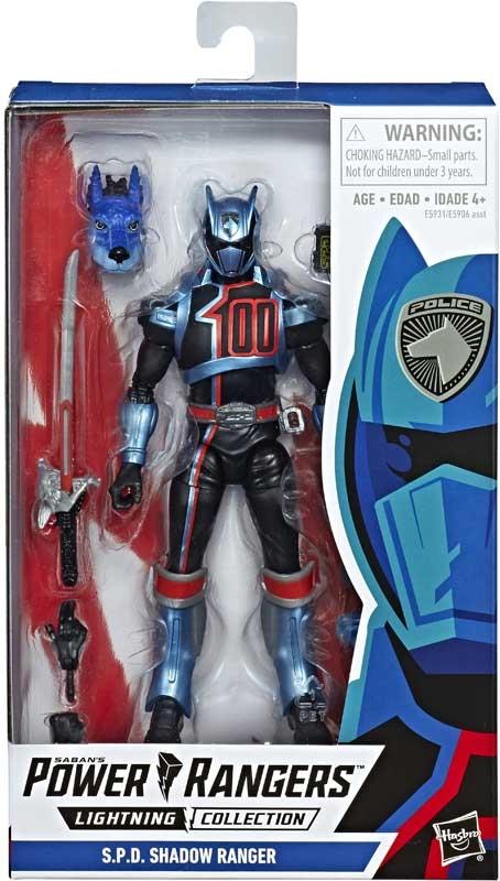 Wholesalers of Power Rangers Spd Shadow Ranger toys