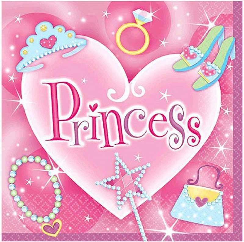 Wholesalers of Princess Napkins toys
