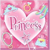 Wholesalers of Princess Napkins toys image