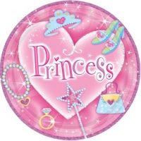 Wholesalers of Princess Plates toys image