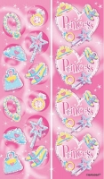 Wholesalers of Princess Sticker Strips toys image