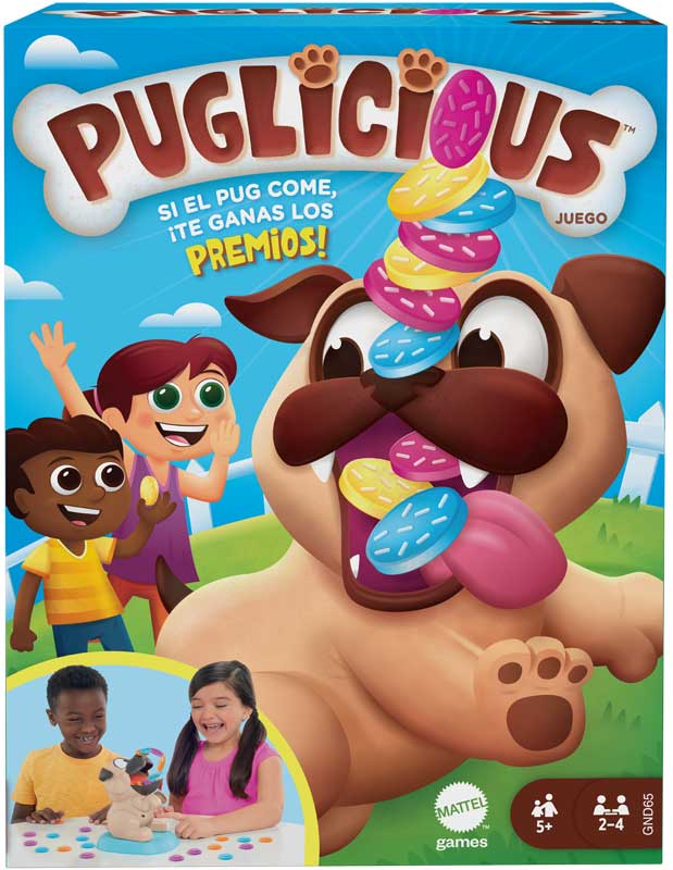 Wholesalers of Puglicious toys