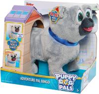 Wholesalers of Puppy Dog Pals Adventure Pals Plush - Bingo toys image