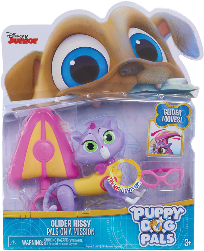 Wholesalers of Puppy Dog Pals Light Up Pals - Hissy With Glider toys