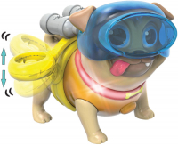 Wholesalers of Puppy Dog Pals Light Up Pals - Rolly With Scuba toys image 3